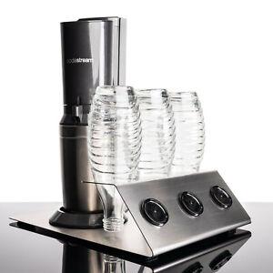 Flaschenhalter Abtropfhalter für Sodastream Crystal & Emil Flaschen Typ Torge OB