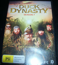 Duck Dynasty Back In Season Season 7  (Australia Region 4) 2 DVD - New