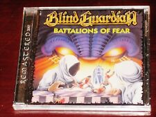 Battalions of Fear [10/27] by Blind Guardian (CD, Oct-2017, Nuclear Blast)