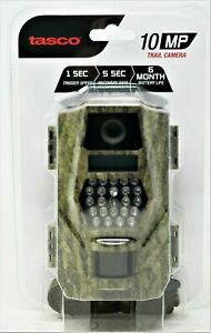 NEW: Tasco 119272CW 10MP Trail Camera