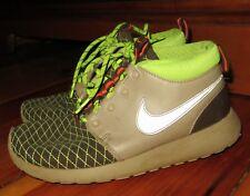 Nike Roshe One Mid (GS) Grade School Winter Sneakerboots 807575 200 Size  5.5Y