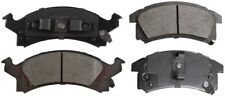 Disc Brake Pad Set-ProSolution Semi-Metallic Brake Pads Front Monroe FX673