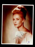 Tippi Hedren PSA DNA Coa Signed 8x10 Photo Certified Autograph