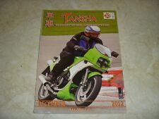 OLD JAPANESE MOTOR CYCLE MAG DEC 2012 KAWASAKI KR 250 COVER
