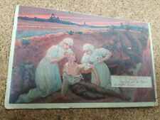 Cartolina Croce Rossa 1921 viaggiata