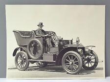 ✇ ROLLS ROYCE 10 H.P. 2Cylinder 1905 Pressefoto wohl 1940er Jahre