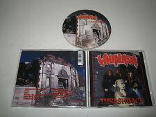 WHIPLASH/TRASHBACK(MASSACRE/MAS CD0148)CD ALBUM