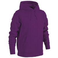 Urban Streetwear Heavy Blend Plain Hoody Men Womens Hooded Sweatshirt Hoodie Top