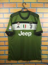 Juventus jersey XL 2017 2018 third shirt AZ8711 soccer football Adidas