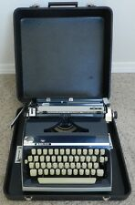 1960's Adler model J5 typewriter frame  # A30103005 with case  working condition