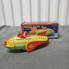 Vintage Schylling Rocket Racer New In Box