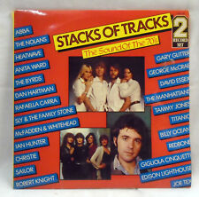 Stacks of Tracks - Sound of the 70s Compilation vinyl DOUBLE LP - PDA 075