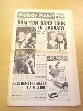 MELODY MAKER 1957 OCTOBER 5 BILL MCDONALD JAYNE MANSFIELD JAZZ BIG BAND SWING