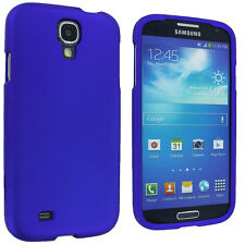 Blue Snap-On Hard Case Cover for Samsung Galaxy S4