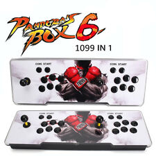 1099 In 1 Arcade Console Pandora's Box 6 Multiplayer Video Fight Games HDMI USB