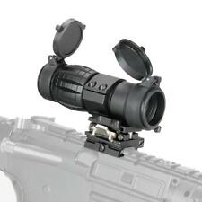 1 Pcs Optic sight Magnifier Scope Compact Hunting Riflescope Sights with Flip Up