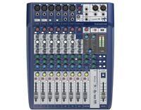 SOUNDCRAFT - SIGNATURE 10 CONSOLE ANALOGIQUE 10 VOIES AVEC EFFETS ET USB