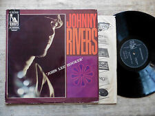 Johnny Rivers – John Lee Hooker  - LP