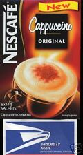 Nescafe Cappuccino Coffee Fr. Canada 2/3 day FAST Ship!