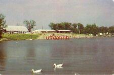 THE BEACH AREA AT VAN BIBBER LAKE BEACH CLUB, INC. GREENCASTLE, IN