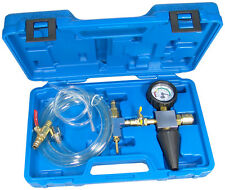 Kühlsystem Tester Entlüfter Kühlmittel reinigen Entlüftungsgerät neu universal