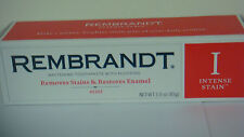 Rembrandt Toothpaste Intense Stain,Mint 3 oz