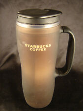 mug cup travel style Starbucks insulated car boat safety lid dishwasher safe art
