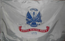 New listing 3' X 5' Polyester Double Sided United States Army Flag - Embroidered - Military
