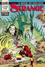 Album Strange N°90 - Marvel Comics - Eds. Semic - 1992