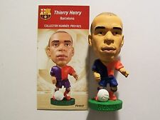 Prostars BARCELONA (HOME) HENRY, PRO1823 Loose With Card LWC