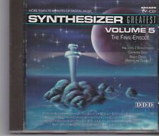 Synthesizer-Greatest Volume 5 cd album