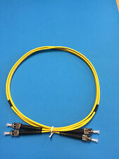 Fibre Patch Lead ST-ST Single Mode 1M
