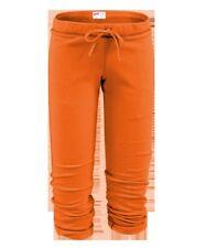 Soffe Football Active-Ware Capri Pants Cotton Ply - Orange - Large - 7633V811LRG