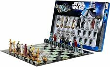 NP 150€ Brettspiel UNITED LABELS- Star Wars 3D Schachspiel - Schach TOP w.NEU