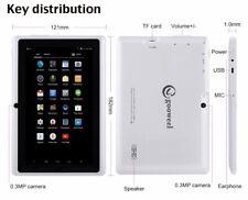 """Gooweel HD 7"""" Q8HD 8GB, 512 ROM, Bluetooth, Quad Core, Tablet PC A33"""