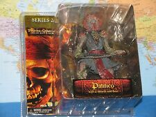 PIRATES OF THE CARIBBEAN DEAD MAN'S CHEST PALIFICO with 2 SWORDS & BASE VHTF NEW
