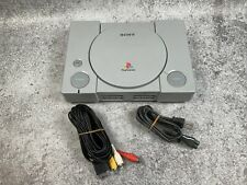 Sony PlayStation 1 Ps1 Scph-7500 Console Working Japan Import Region Locked