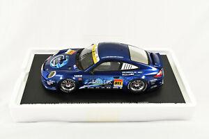 EBBRO 1/18  Super GT300 2012 Porsche 911 Endless Taisan Diecast Model NIB