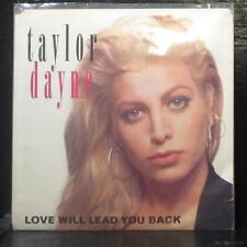 """Taylor Dayne - Love Will Lead You Back 7"""" Mint- Vinyl 45 Arista AS1-9938 USA"""