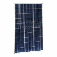 260W solar panel to charge a 12V/24V battery motorhome caravan off-grid 260 watt
