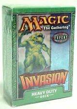 Heavy Duty Invasion Theme Deck ENGLISH Sealed New MAGIC ABUGames