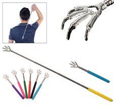 Gratte-dos Télescopique Extensible Griffe Serres Aigle Acier Inoxydable Massage