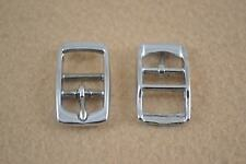 "Buckle - 1/2"" - Nickel Plated - Double Bar - Set of 48 (F217)"
