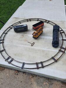 VINTAGE MARX WIND UP TRAIN