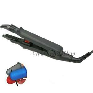 Universal Fusion Pre Bonded Hair Extension Heat Connector Wand Iron Melting Tool