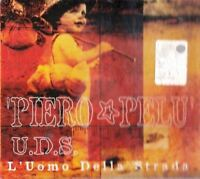 PIERO PELU' - U.d.s. L'Uomo Della Strada (Digipack) - CD NUOVO CELOPHANTO