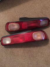 OEM HONDA INTEGRA TYPE R DC2 REAR TAIL LIGHTS LAMPS CLEAR UKDM EUDM DC1 GSR SI