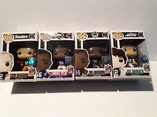 Funko Pop NFL Legends Set Of 4