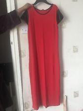 Women's Red Dress Size 18