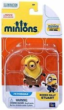 Despicable Me Minions Movie Bored Silly Stuart 2' Action Figure